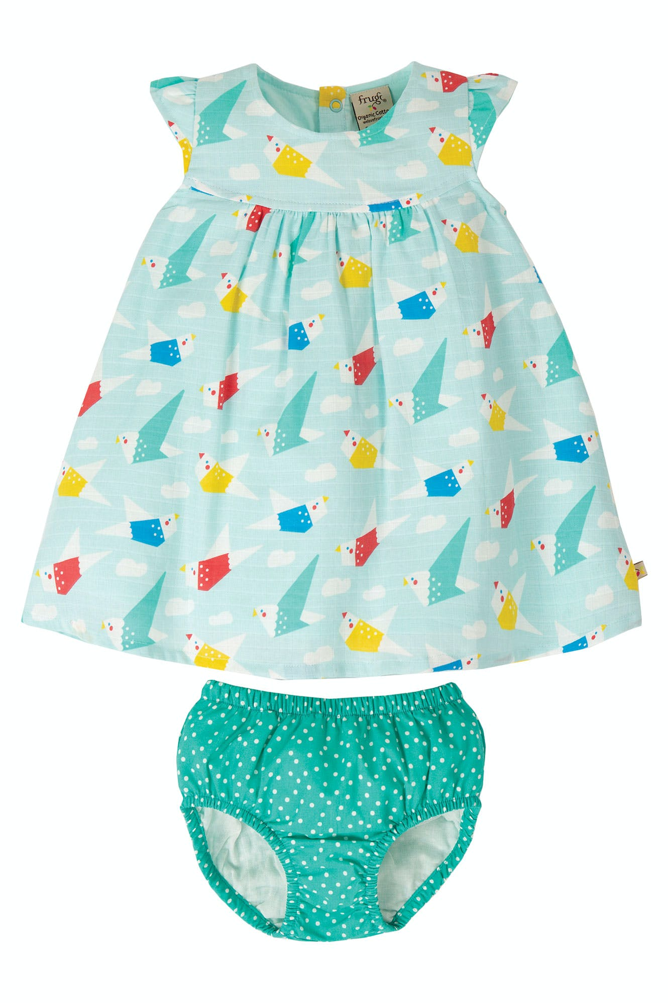 Click to view product details and reviews for Dolly Muslin Outfit.