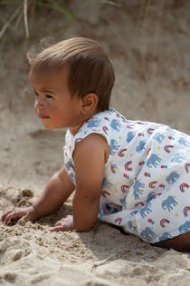 Dolly Muslin Outfit