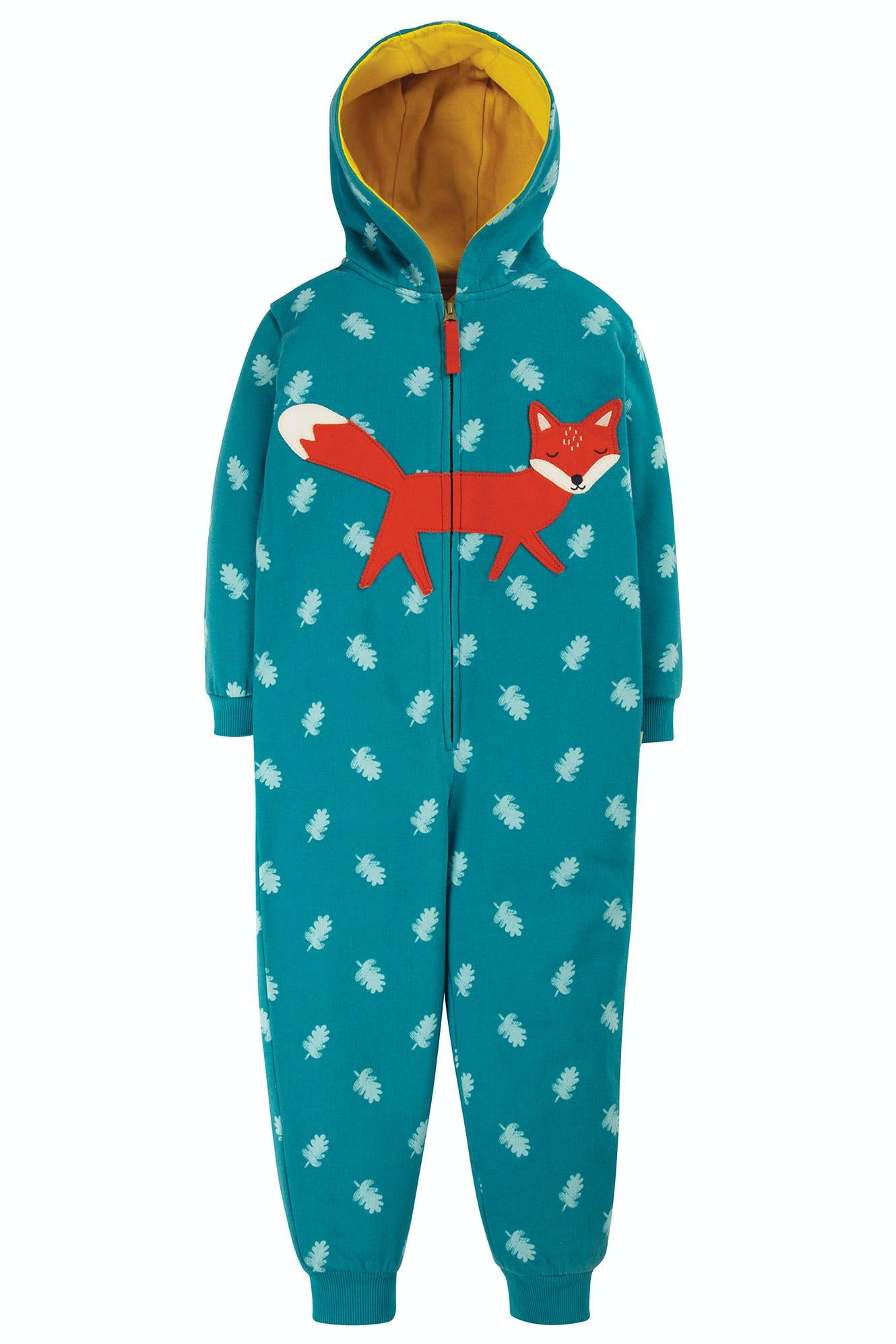 Click to view product details and reviews for Big Applique Snuggle Suit.