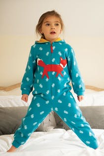 Big Applique Snuggle Suit