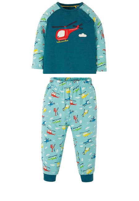 Buy Stargaze PJs: Made From Organic Cotton Interlock | Frugi