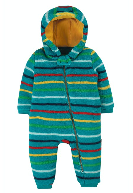 Ted Fleece Snuggle Suit