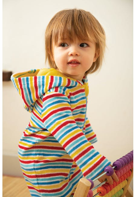 Towelling Snuggle Suit