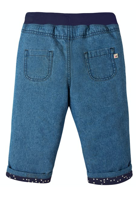 Comfy Lined Jeans