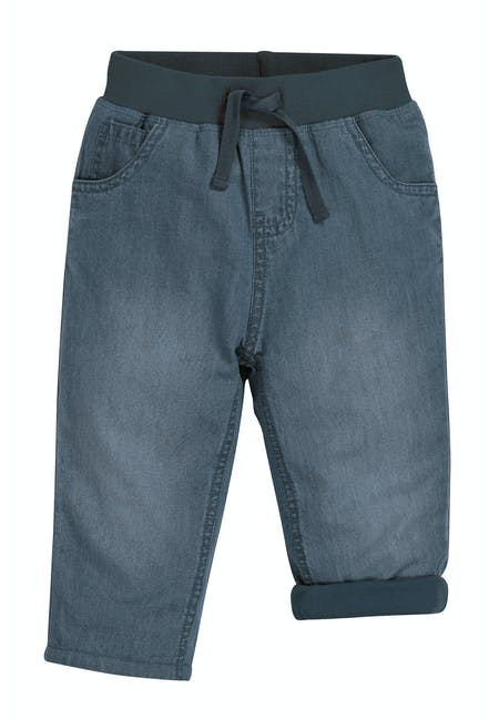 Buy Comfy Lined Jeans: Made From Organic Cotton | Frugi