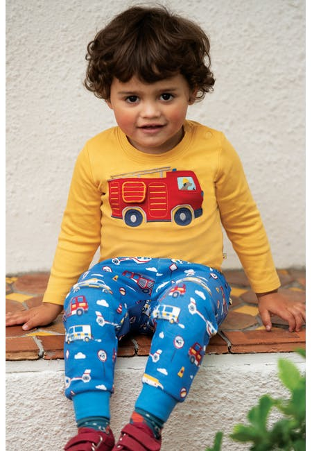 Buy Snuggle Crawlers: Made From Organic Cotton | Frugi