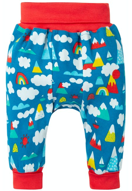 Buy Parsnip Pants: Made Organic Cotton Interlock | Frugi