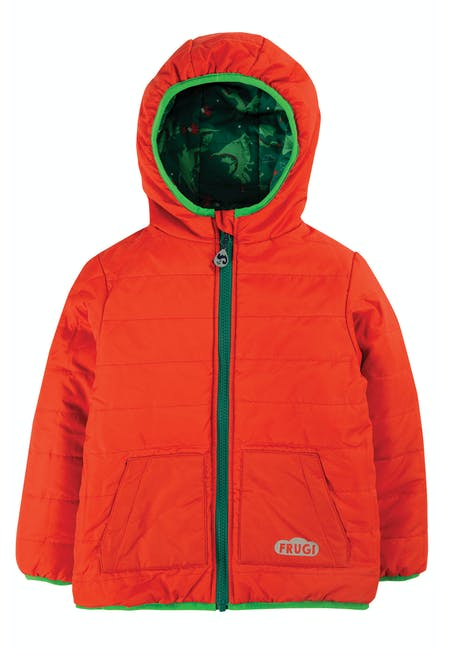 Reversible Toasty Trail Jacket