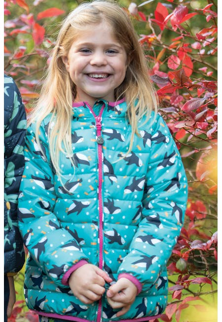 Toasty Trail Jacket: Buy Kids Puffer Jacket Online