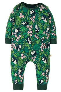 Cuddle Loopback Romper