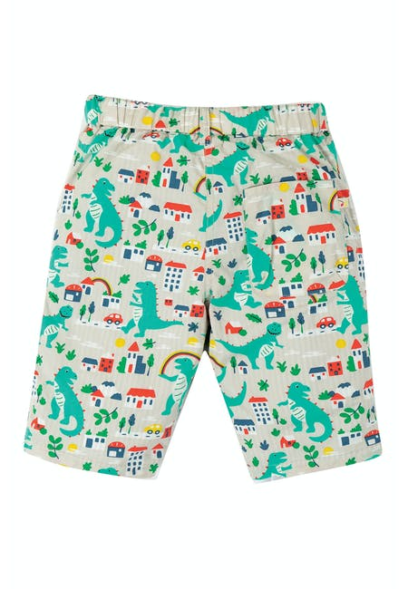 Buy Reuben Reversible Shorts: Made From 100% Organic Cotton  | Frugi