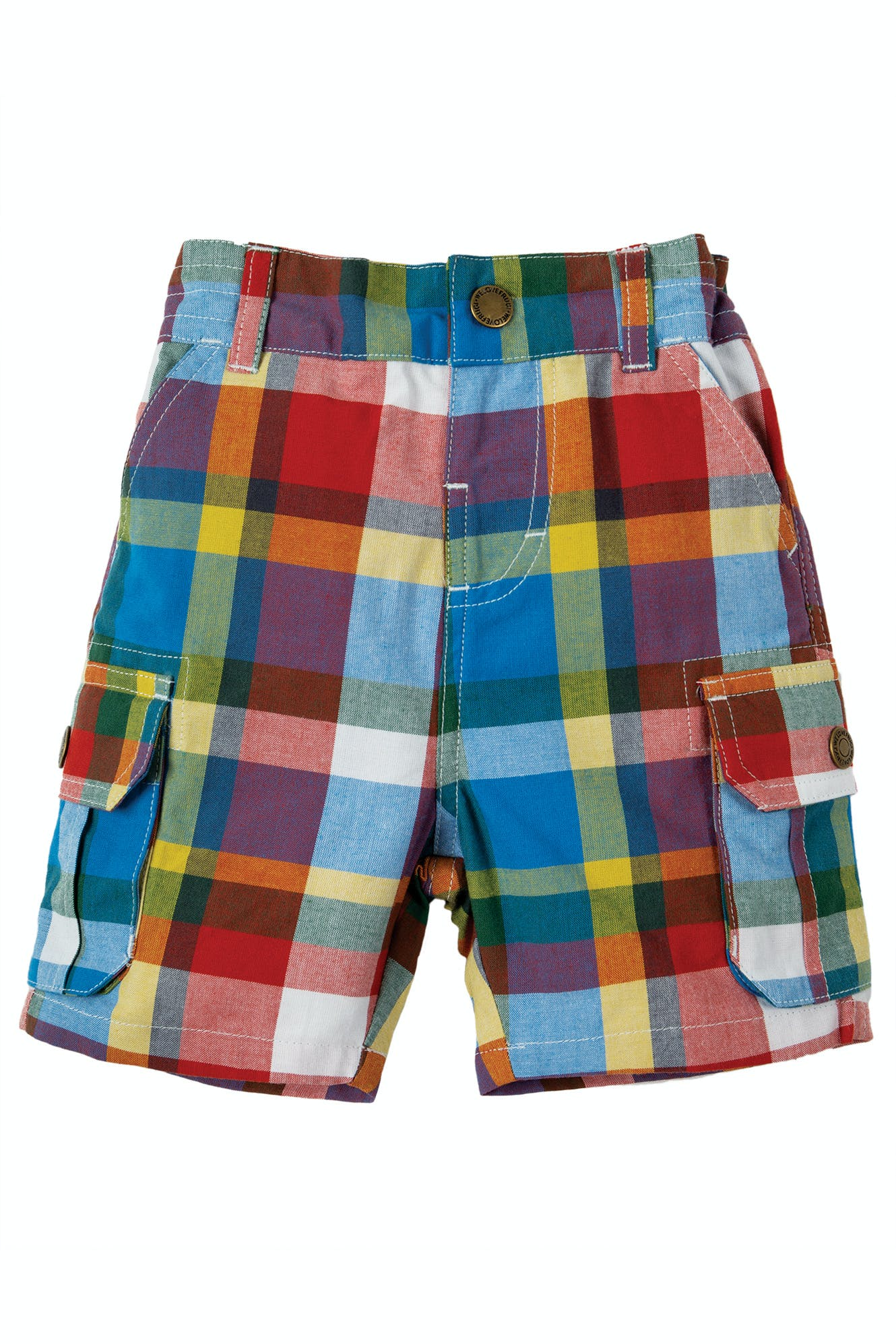 Click to view product details and reviews for Check Shorts.