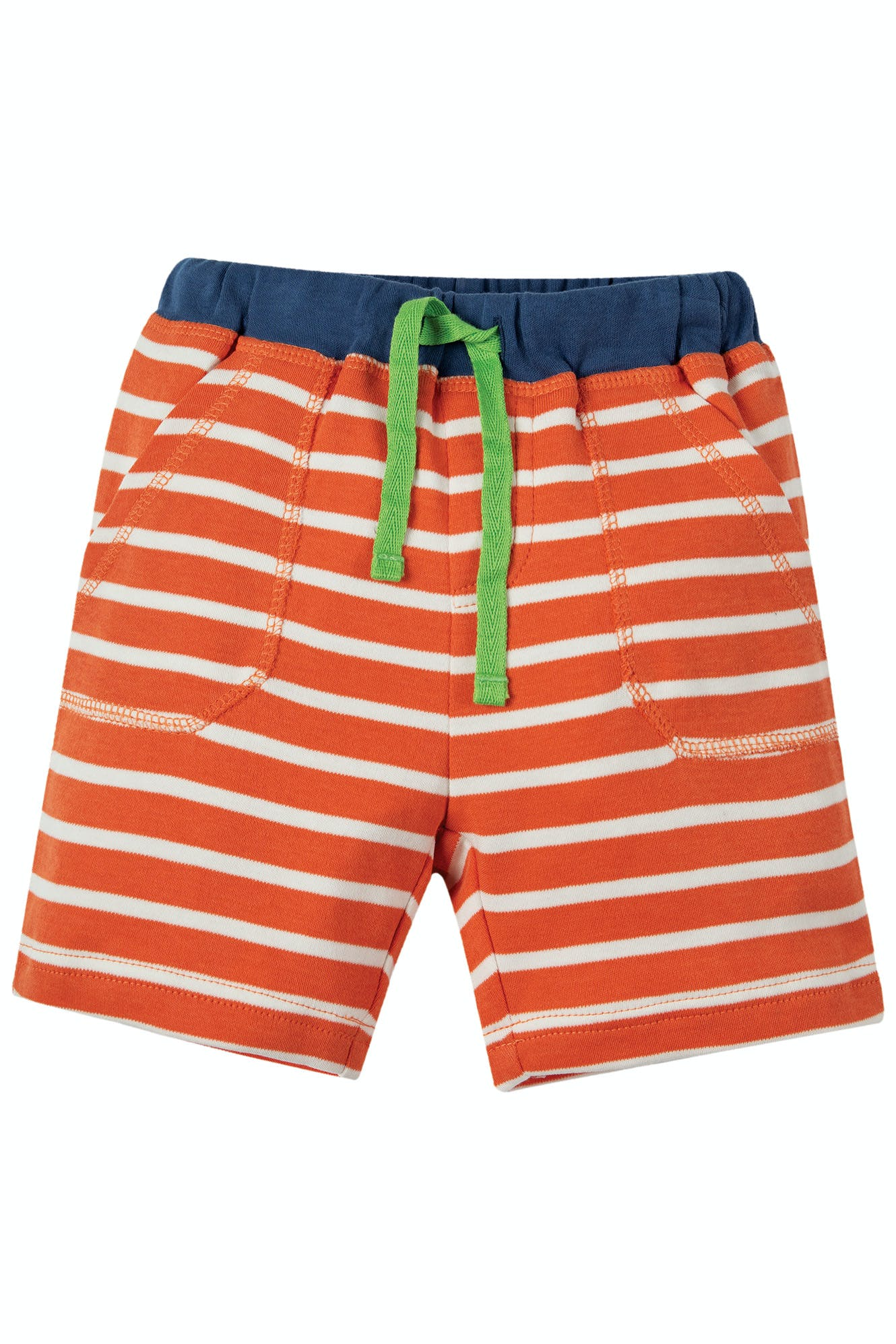 Click to view product details and reviews for Little Stripy Shorts.