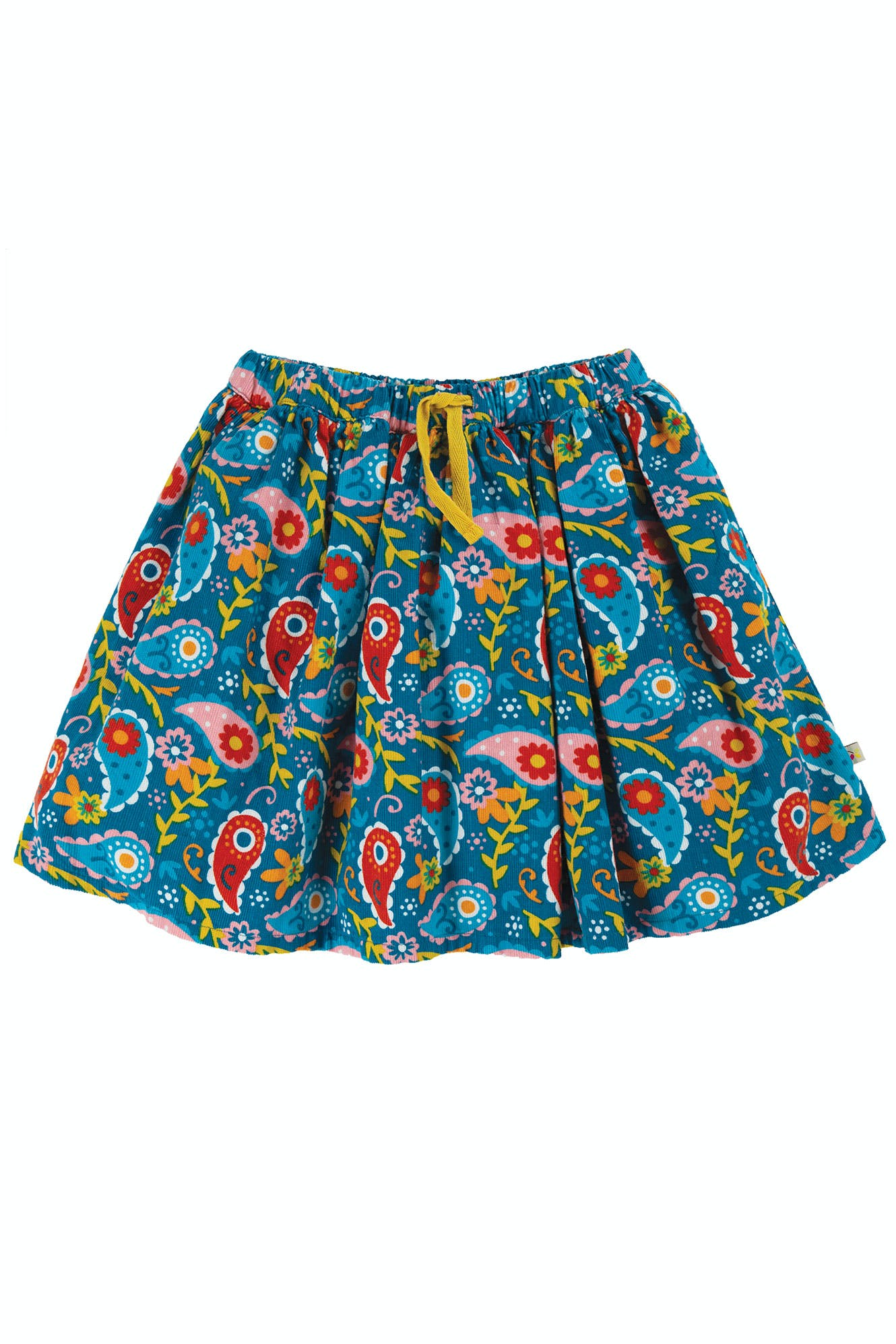 Click to view product details and reviews for Lizzie Cord Skirt.