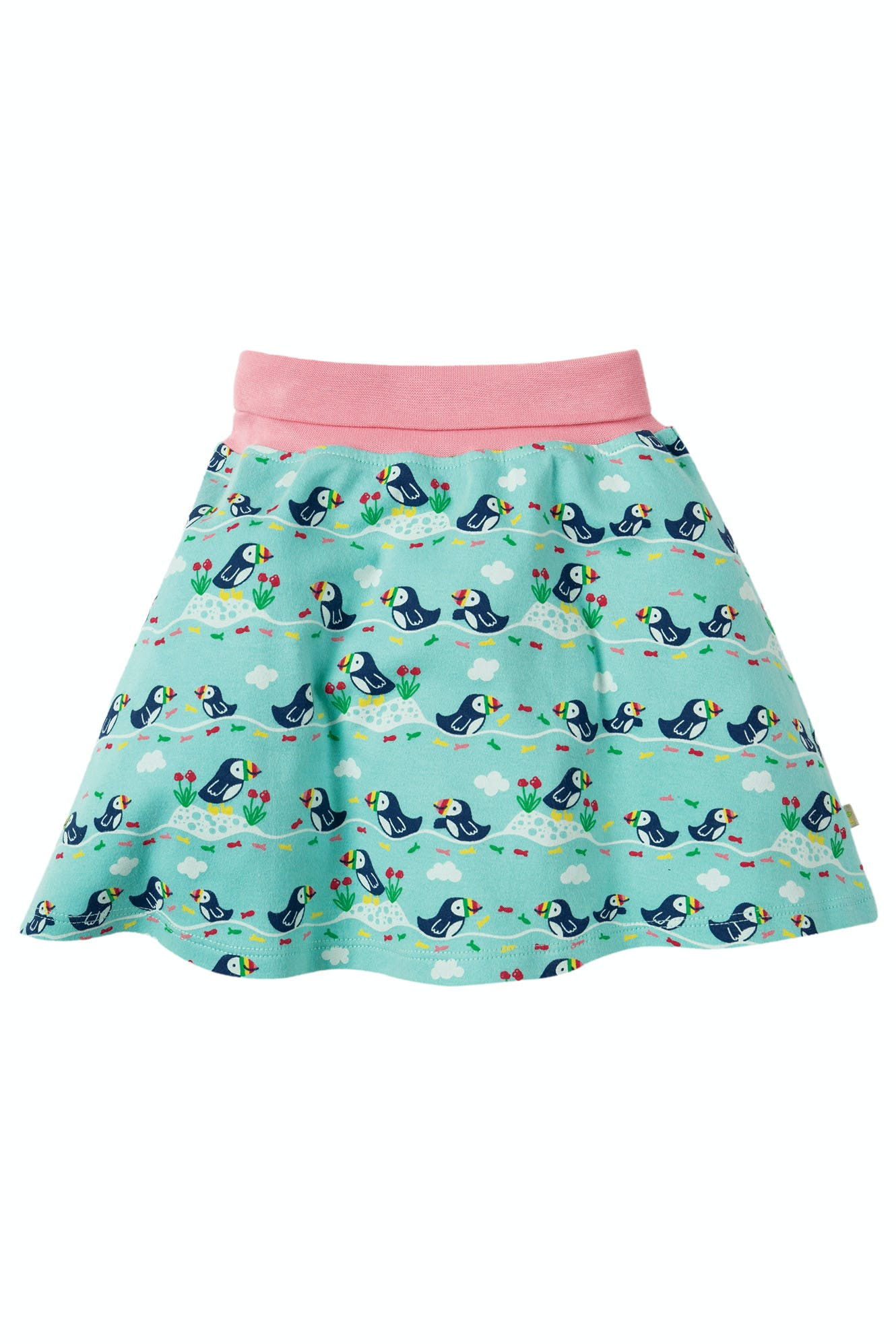 Click to view product details and reviews for Parsnip Printed Skirt.