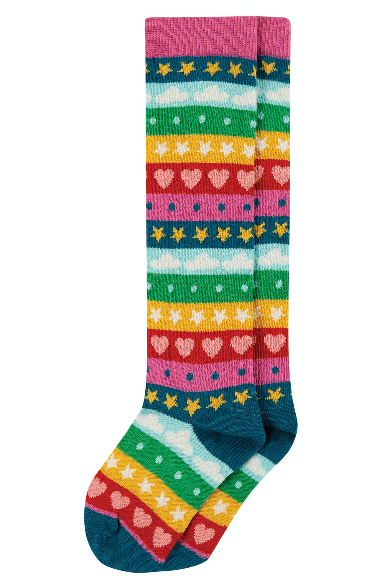 Click to view product details and reviews for Hygge High Knee Socks.