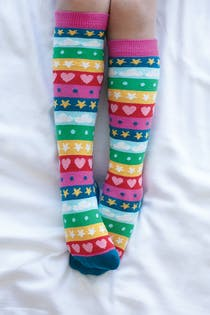 Hygge High Knee Socks