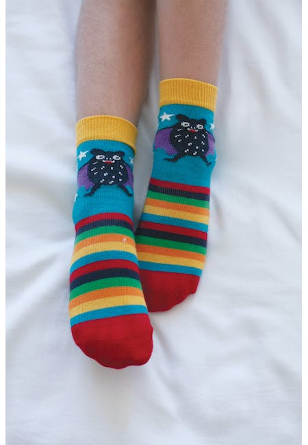 Tumble Toes Socks