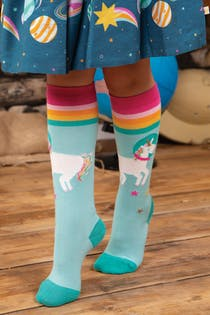 Hygge High Knee Socks 2pk
