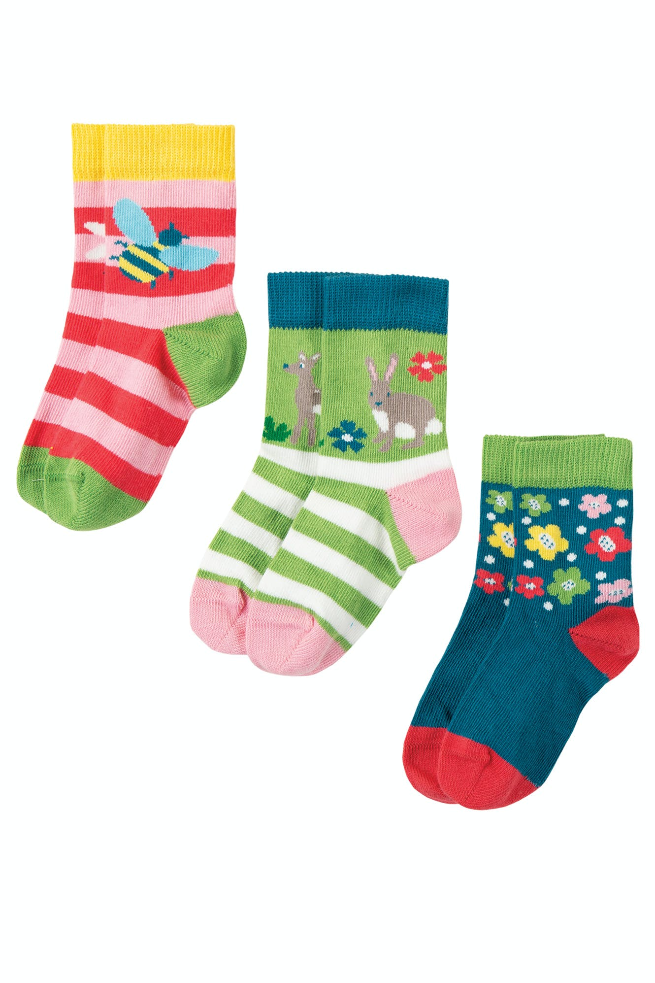 Click to view product details and reviews for Little Socks 3 Pack.