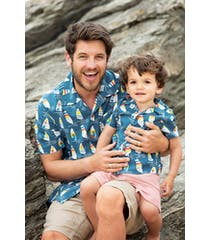 Grown Ups Hawaiian Shirt