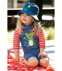 Little Sunsafe Suit