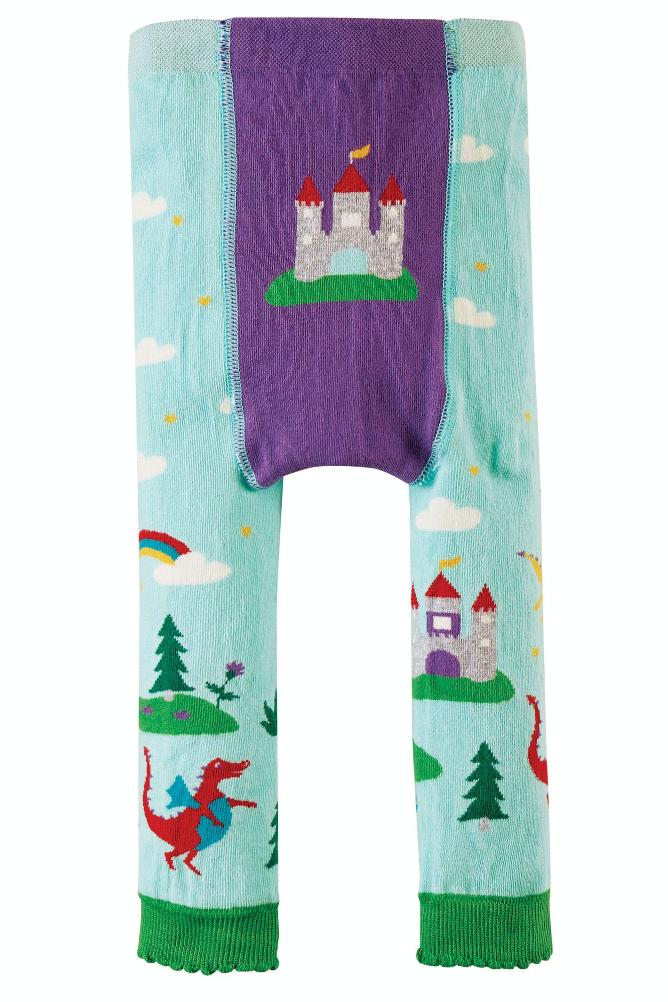Click to view product details and reviews for Little Knitted Leggings.