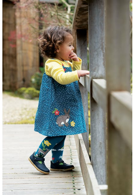 Buy Little Norah Tights: Newborn to 4 Years  | Frugi