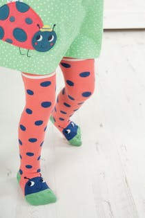 Little Twinkle Toes Tights
