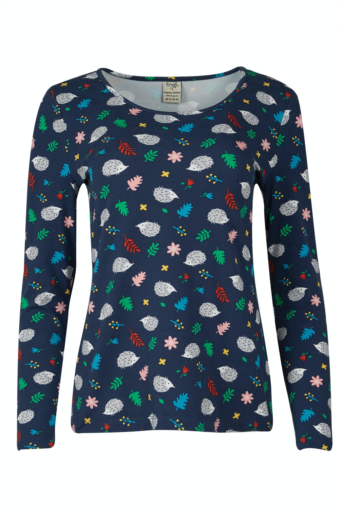 Click to view product details and reviews for Grown Up Bryher Top.