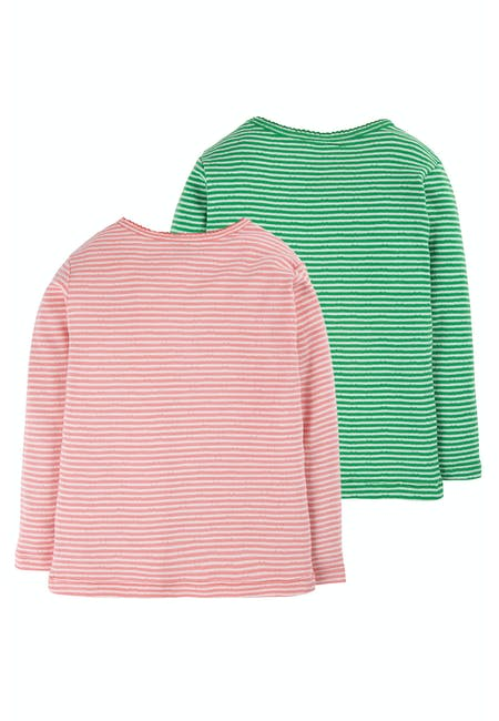 Pointelle 2 Pack Tops