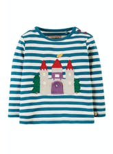 Ira Interactive Applique Top