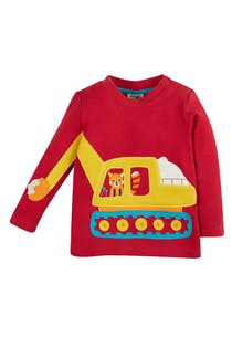Doug Applique Top