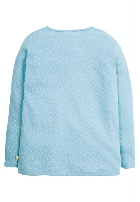 Ida Fun Applique Top