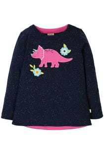 Maisy Applique Top