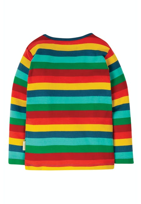 Buy Favourite Long Sleeve Tee: 100% Organic Cotton | Frugi