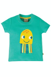 Little Creature Applique Top