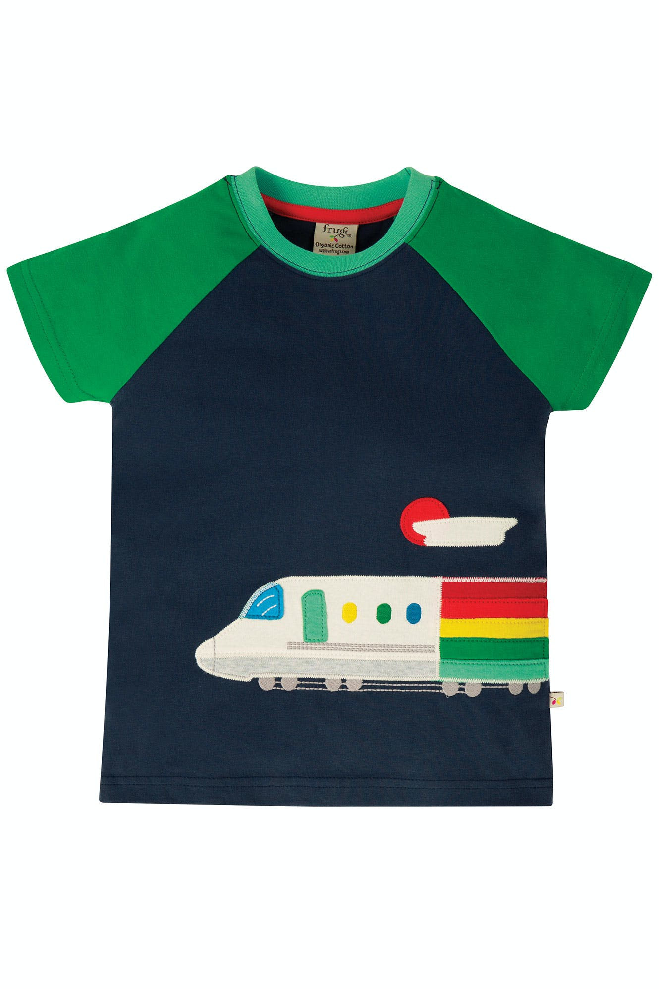 Click to view product details and reviews for Rafe Raglan T Shirt.