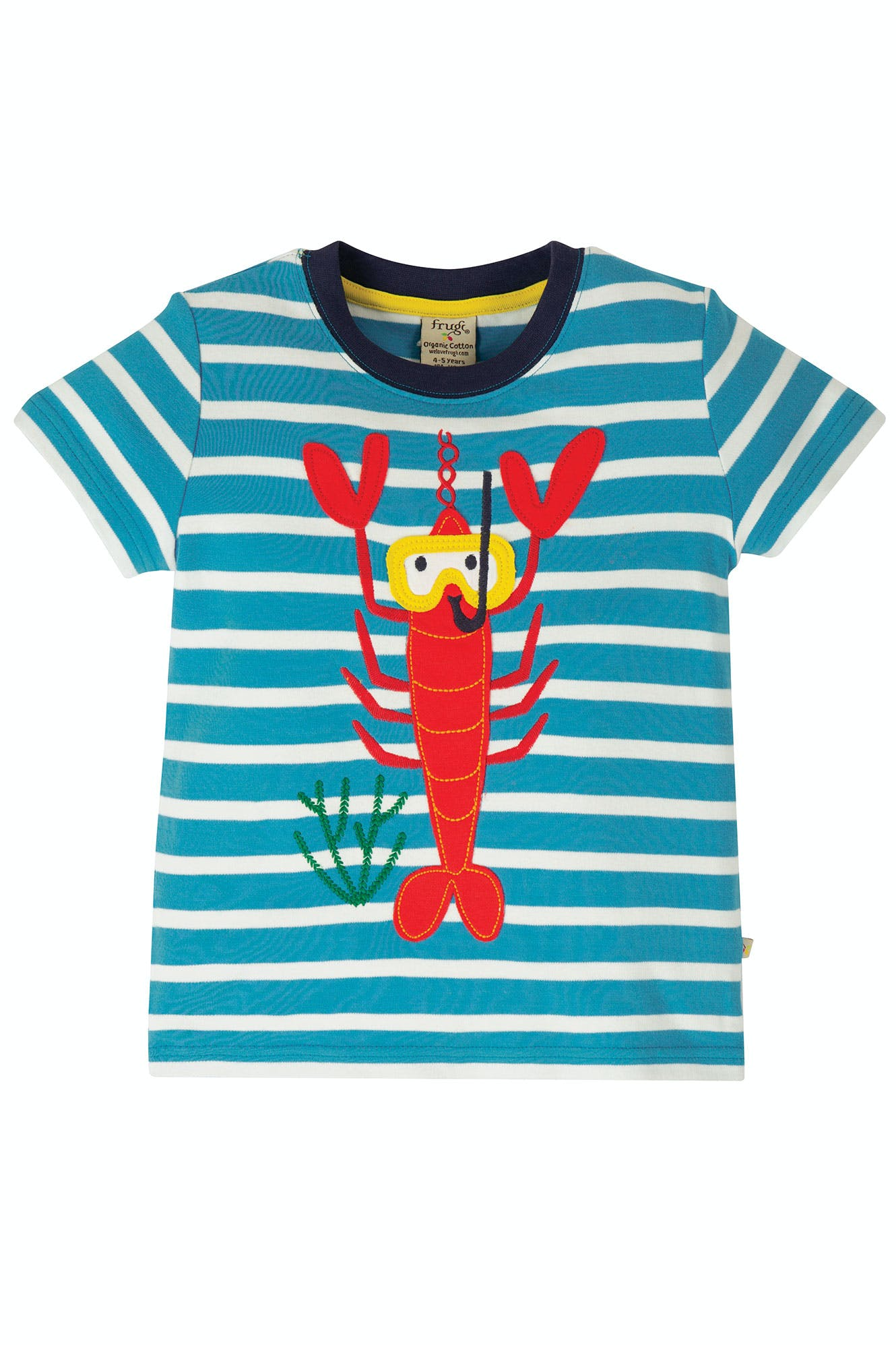 Click to view product details and reviews for Sid Applique T Shirt.