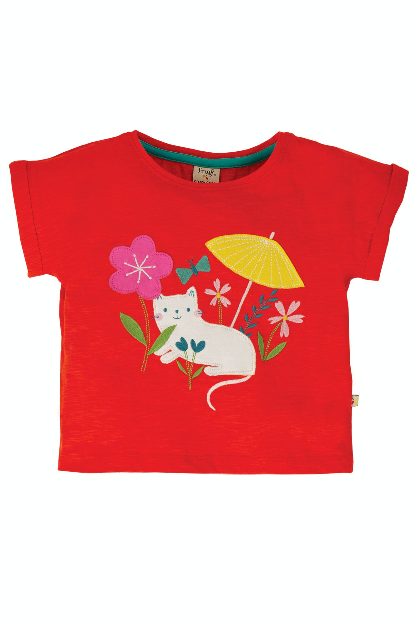 Click to view product details and reviews for Sophia Slub T Shirt.