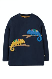 Adventure Applique Top