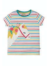 Camille Applique Tee