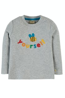 Chatter Applique Top