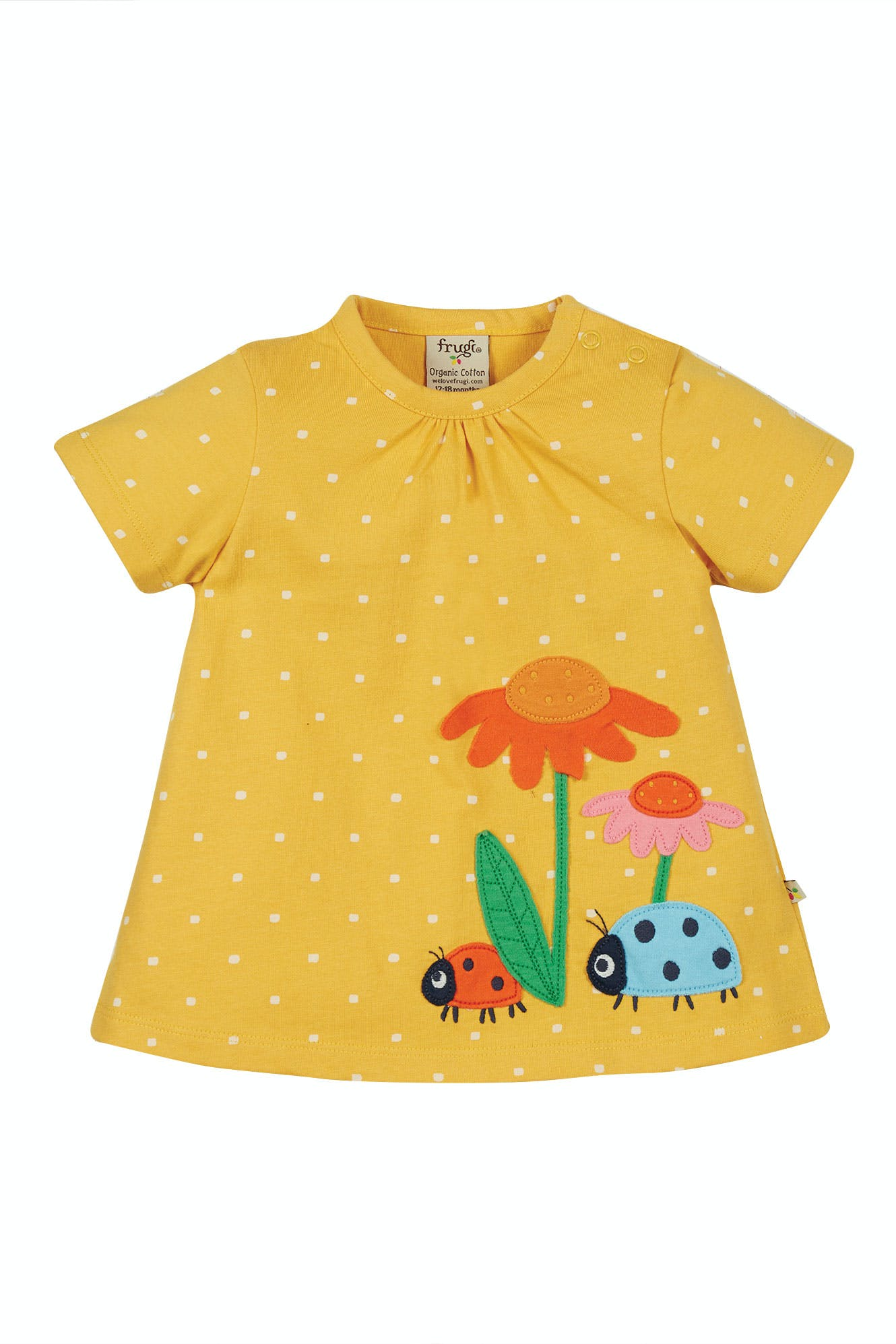 Click to view product details and reviews for Eva Applique Top.