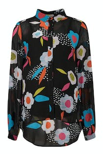 Great Georgette Shirt