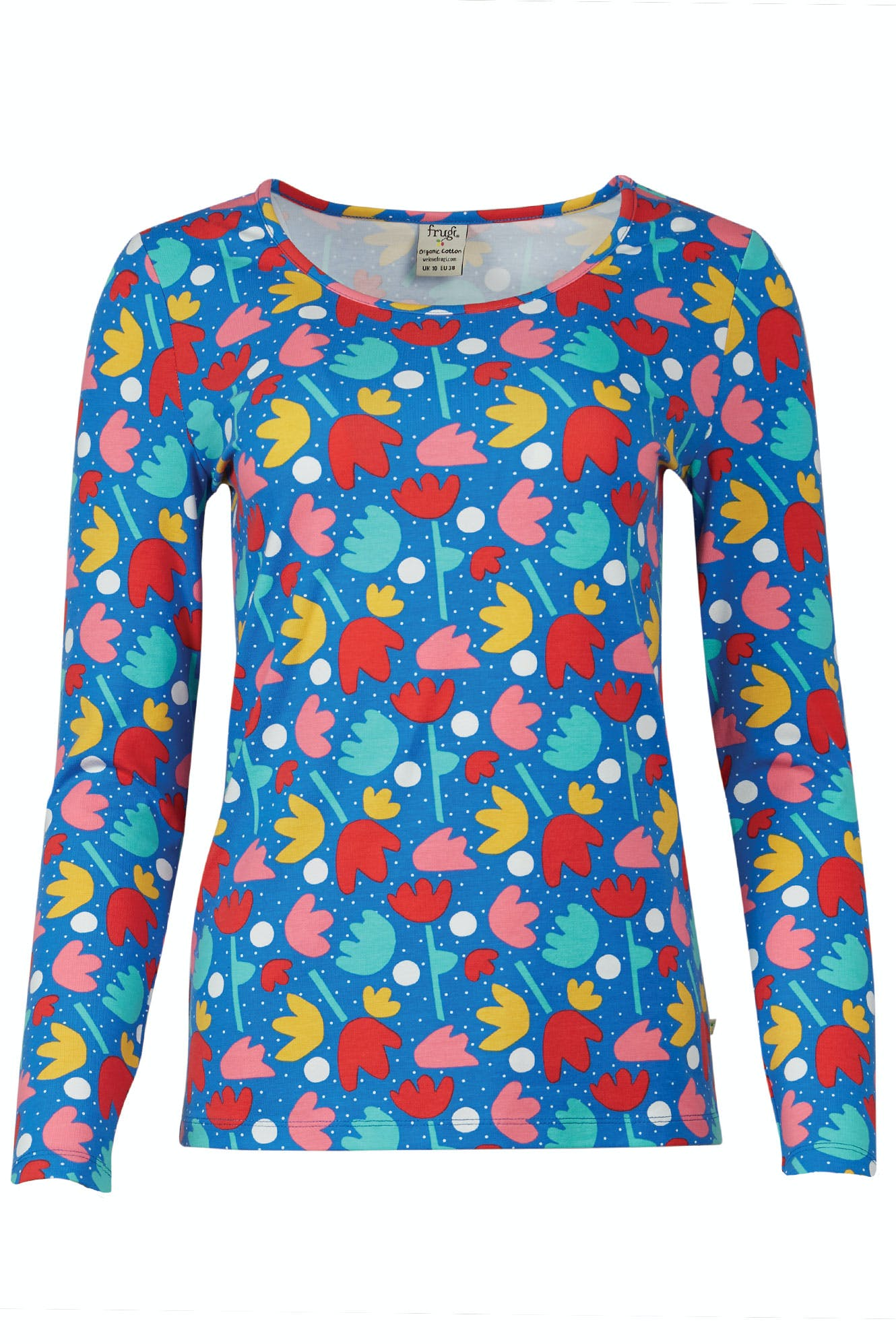 Click to view product details and reviews for Grown Ups Bryher Top.