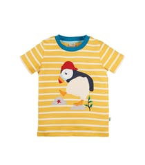 The National Trust Sid Applique T-Shirt