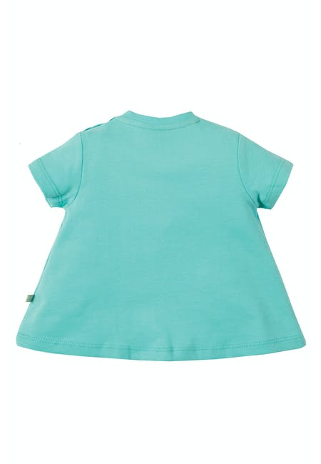 Eva Applique top
