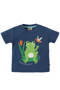Little Creature Applique T-shirt