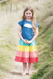 c07c378a0ebc5 Kids T-Shirts & Tops: The Best & Softest Cotton Tops | Frugi